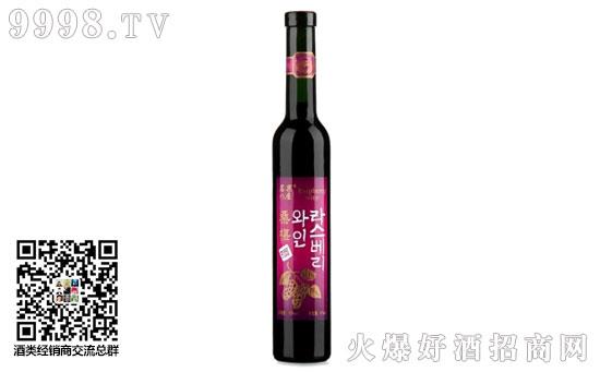 12°名果之屋桑椹酒375ml价格,贵吗?