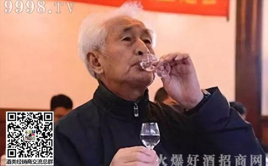 酒业泰斗:存钱不如存酒