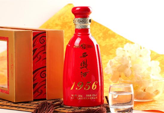 红西凤1956