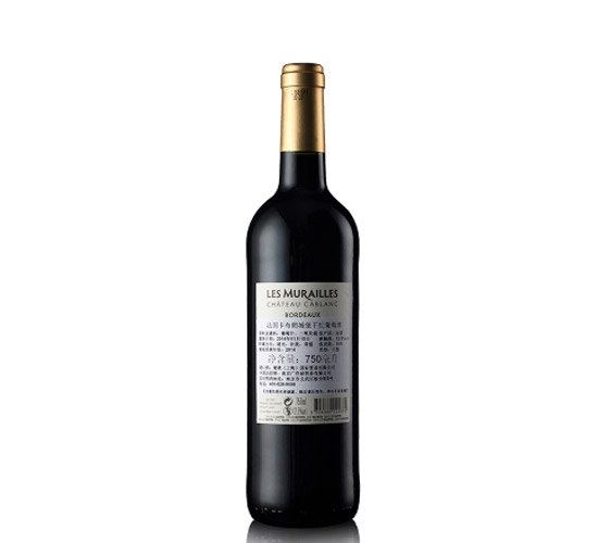 法国卡布朗城堡干红葡萄酒