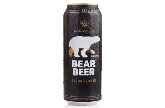 德国哈尔博黑熊啤酒500ml价格,贵吗?