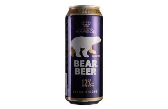 德国哈尔博蓝熊啤酒500ml价格,贵吗?