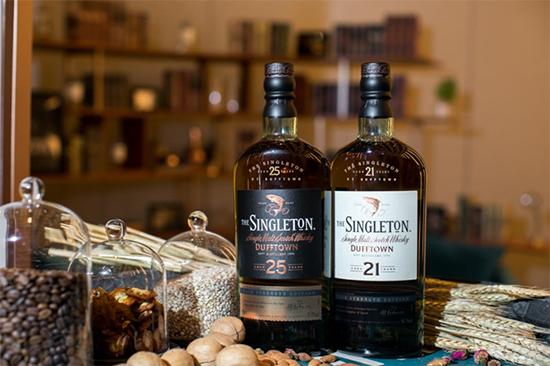 苏格登21年与25年桶装原酒2019限量版上市