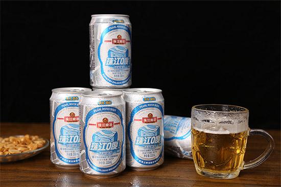 珠江啤酒0度清醇330ml价格,多少钱?