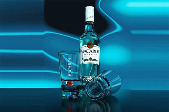 40°百加得超级朗姆酒750ml价格,多少钱?