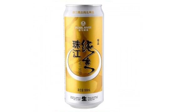 珠江啤酒精品纯生500ml价格,多少钱?