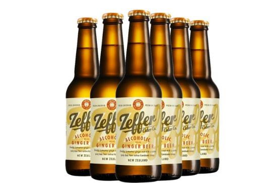 新西兰进口 Zeffer吉馥姜汁啤酒价格,多少钱一瓶