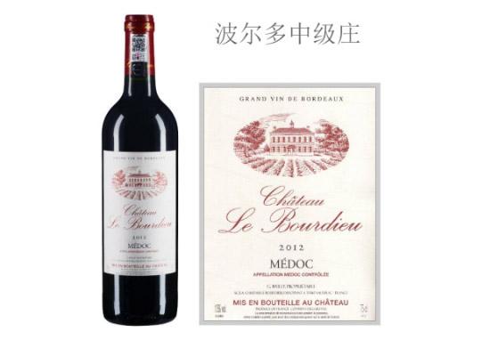 布迪酒庄红葡萄酒2012年价格,多少钱?