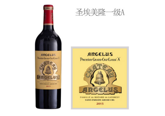 金钟酒庄红葡萄酒2015年价格,多少钱?