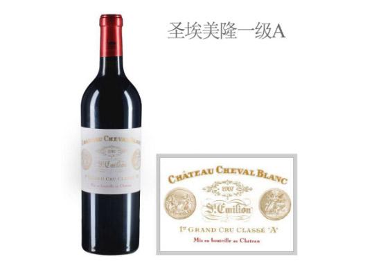 白马酒庄红葡萄酒2007年价格,多少钱?