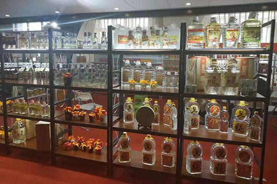 做酒我们是认真的,时代大高粱酒亮相天津秋季糖酒会!