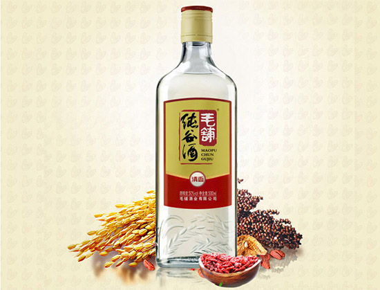 50°劲牌劲酒毛铺纯谷酒500ml价格,多少钱?