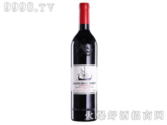 龙船葡萄酒,法国原装进口,细品浓厚醇香,纵享高端奢华!