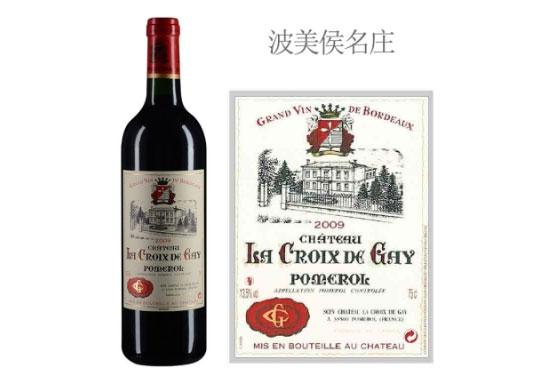 盖伊十字酒庄红葡萄酒2009年价格,多少钱?