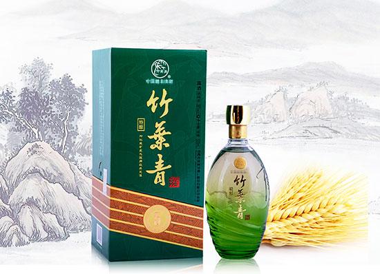 38°杏花村汾酒特酿竹叶青酒500ml价格,多少钱?