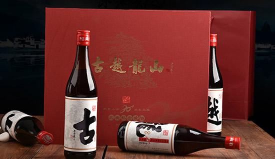 14°古越龙山20周年纪念酒600ml×4价格,多少钱?