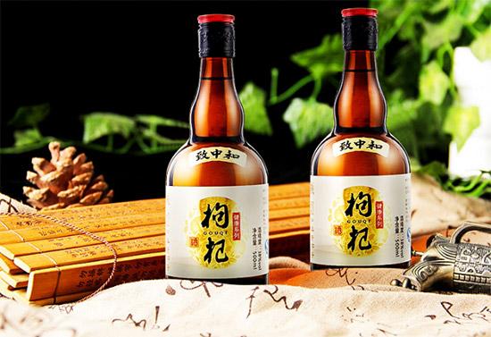 38度致中和枸杞酒500ml价格,多少钱?