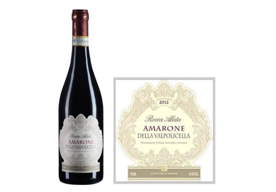 索维酒庄阿拉塔岩阿玛罗尼红葡萄酒2012年价格,多少钱?