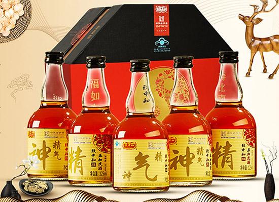 38度致中和五加皮酒精气神贺寿版125ml价格,多少钱?
