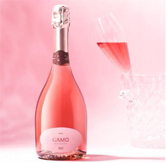 卡摩莫斯卡托低醇高泡型桃红起泡葡萄酒750ml价格