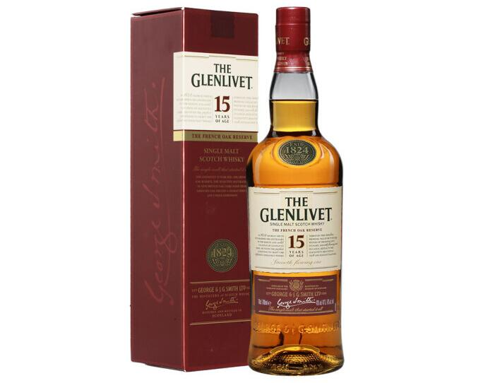 格兰威特15年陈酿威士忌价格