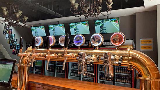 开一家英豪精酿啤酒屋到底有多爽?想创业的可别错过!