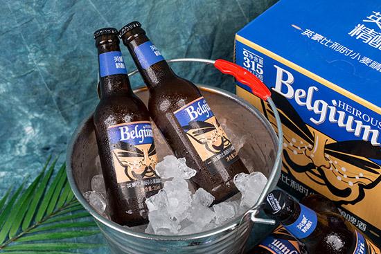 2020好创业项目!加盟代理英豪比利时小麦精酿啤酒