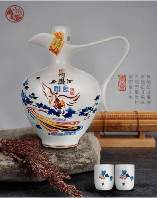 代理清瓷梧桐西凤酒 | 邀你共享财富盛宴!