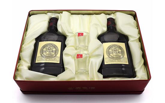 海角鹿龟酒500ml×2价格,多少钱?