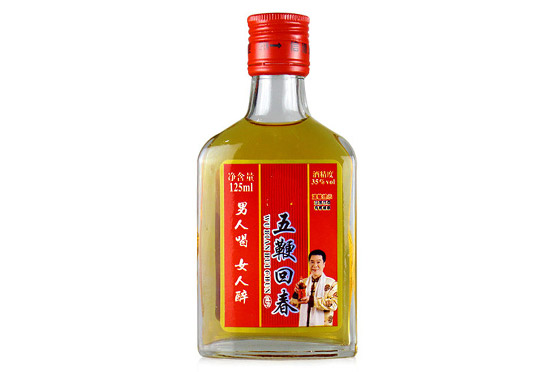 五鞭回春酒125ml价格,多少钱?