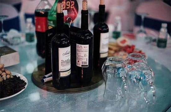 圣丽塔凭什么被选为腾讯云员工大会指定用酒?