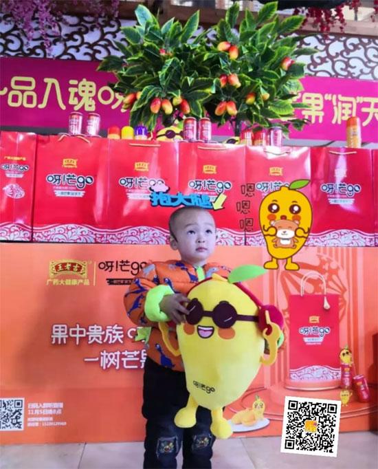 解读:王老吉布局芒果汁的背后力量!