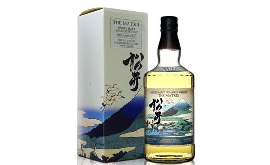 松井水�A桶单一麦芽威士忌价格,多少钱?