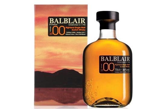 巴布莱尔2000年单一麦芽威士忌价格,多少钱?