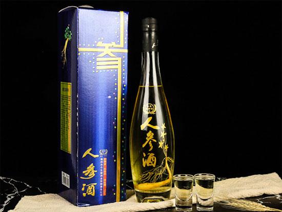 52°瀚瑞人参酒700ml价格,多少钱?