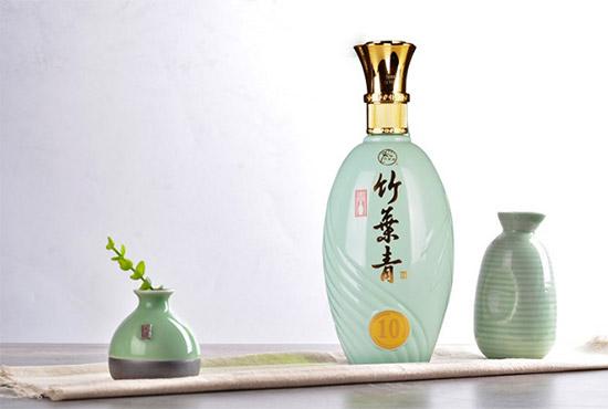 38度竹叶青露酒青瓷10 500ml价格,多少钱?