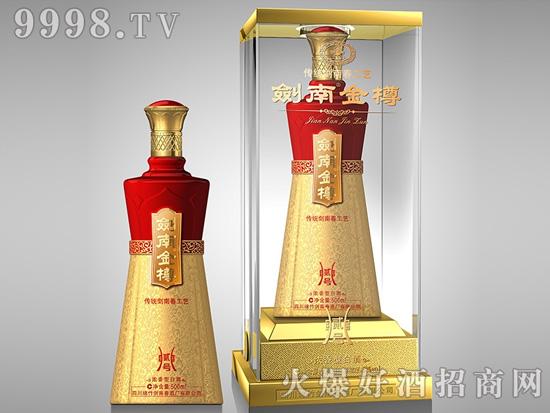 这款高品质白酒,靠收获市场芳心,来赢得财富商机!