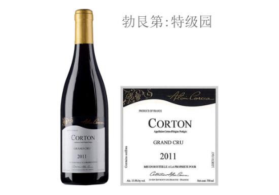 科奇亚酒庄(科尔登特级园)红葡萄酒2011年价格,多少钱?