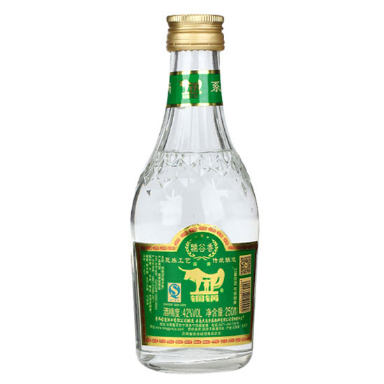 42°糯谷香铜锅露酒250ml价格,多少钱?