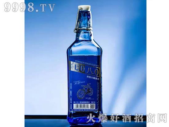 日销上千瓶!这款7080高粱酒助你抢夺千亿光瓶酒市场!