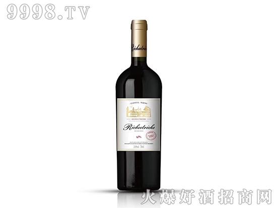 富贵匜庄园干红葡萄酒