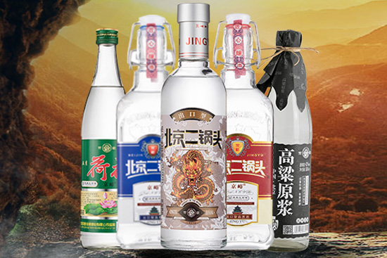 京峪北京二锅头酒,每一滴都是一种承诺!