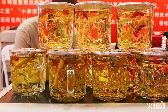 人气爆棚!复兴梦酒在南京糖酒会火出了新高度!