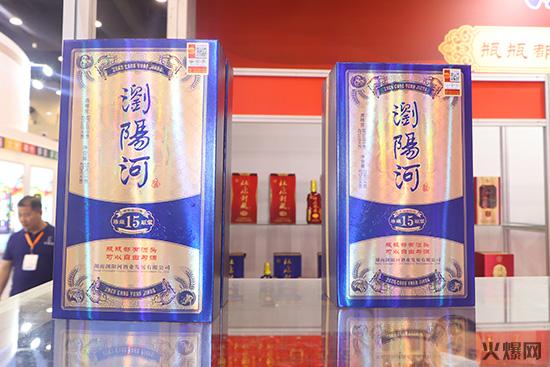 郑州糖酒会丨打造超级爆款,浏阳河酒强势亮相!