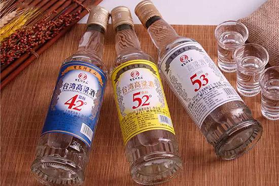 宝岛阿里山高粱酒