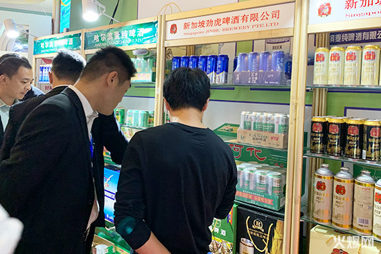 时代・风尚 2020济南秋糖,持续升温的麦纯啤酒!