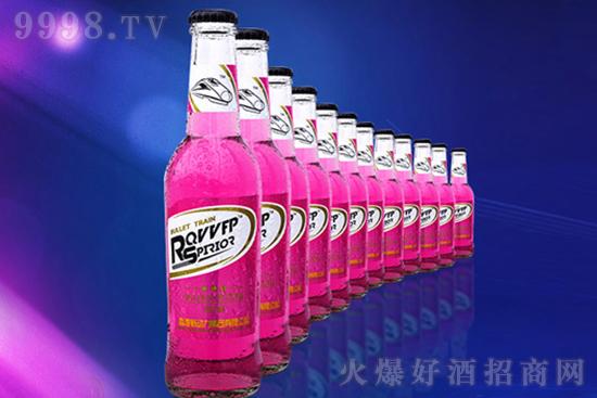 香港新动力潮饮苏打酒