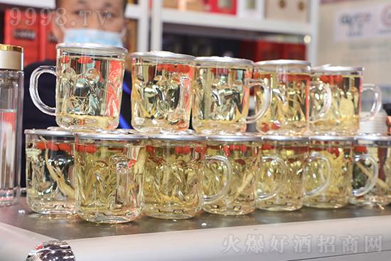 复兴梦酒业亮相江苏酒博会,凭借品质、独特赚足眼球!
