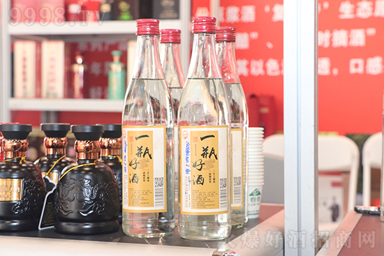 复兴梦酒业亮相南京糖酒会,凭借品质、独特赚足眼球!