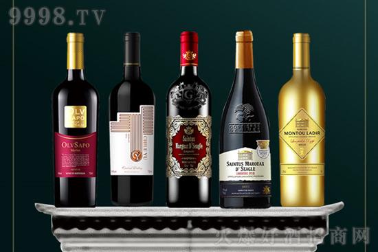 红酒知识|不同葡萄品种酿造的葡萄酒风味及特点!